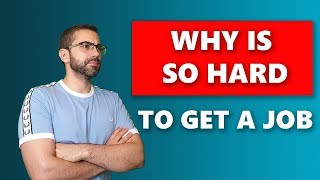 Why is so hard to get your First web developer job