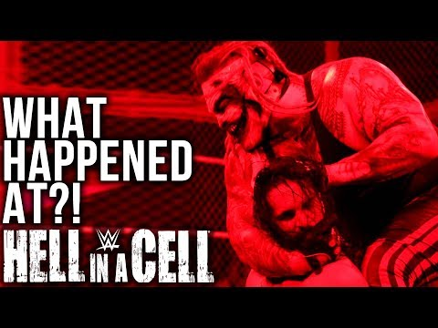 What Happened At WWE Hell In A Cell 2019?