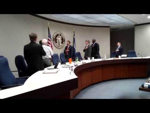 Spartanburg County Council General Session 10-16-17
