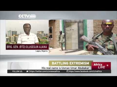 Download Fighting extremism: Militant Khalid al-Barnawi arrested by Nigerian military