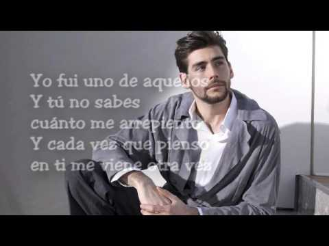 Alvaro Soler - Si No Te Tengo A Ti LYRICS/LETRA