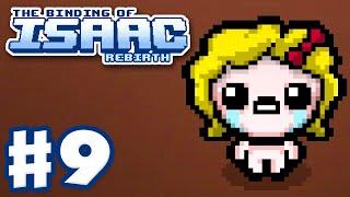 The Binding of Isaac: Rebirth - Gameplay Walkthrough Part 9 - Magdalene (PC)