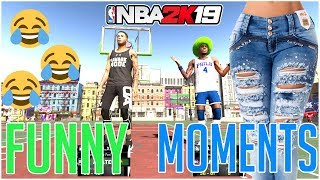 2K19 FUNNY MOMENTS #l4feornolife (NBA 2K19)