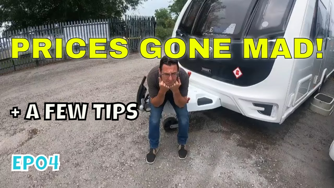 Download Caravan Prices Gone Mad, Dealer Update