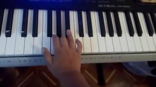 Видео- урок на пианино реквием по мечте.