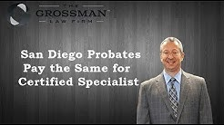 How Much Does Probate Cost in San Diego?