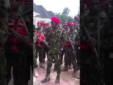 Armed Cult Gang led by Don Wani from Omuku Rivers State Talking Big After Gov Wike Granted Amnesty