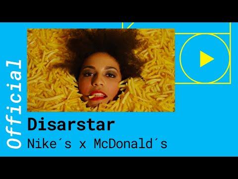 DISARSTAR - Nike's x McDonald's [feat. BLINKER & Philipp Dittberner] (Official Video) on YouTube