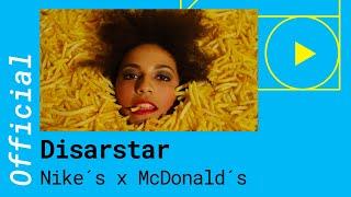 DISARSTAR - Nike's x McDonald's [feat. BLINKER & Philipp Dittberner] (Official Video)