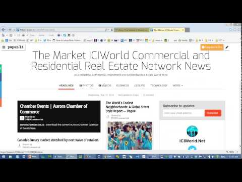 2014 09 19  ICIWorld How To Promote Your Web Site Special Once Per Month Webinar