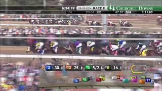 Kentucky Derby 140 - The Race