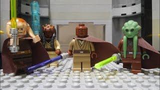 レゴ スターウォーズ エピソード3 メイスウィンドゥ対ダースシディアス