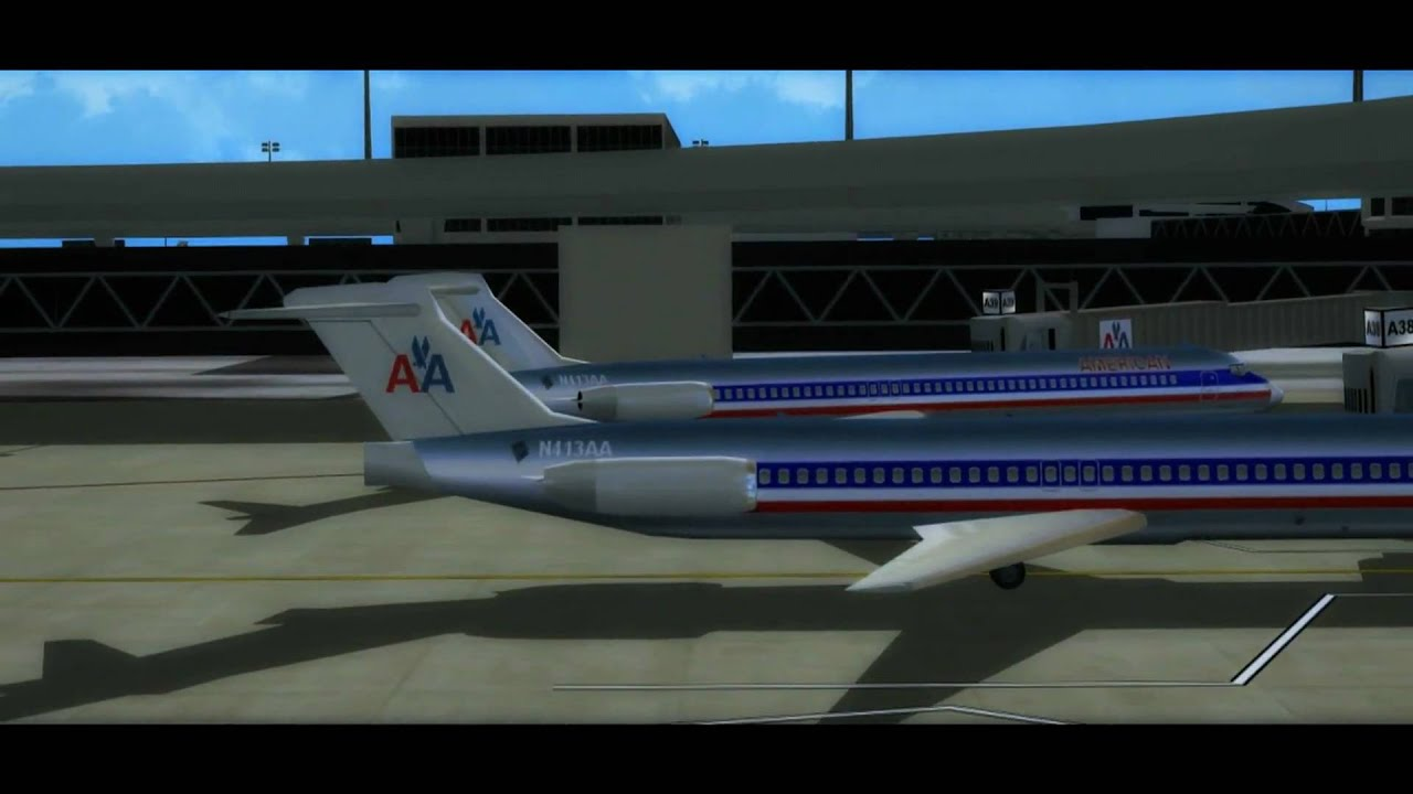 Blueprint kdfw fsx Full version