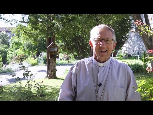 Le rendez-vous vidéo de Mgr Michel, 8 juillet 2020