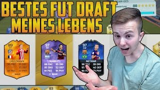 OMG ! DAS BESTE FUT DRAFT MEINES LEBENS !!! | FIFA 16 FUT DRAFT (Deutsch)