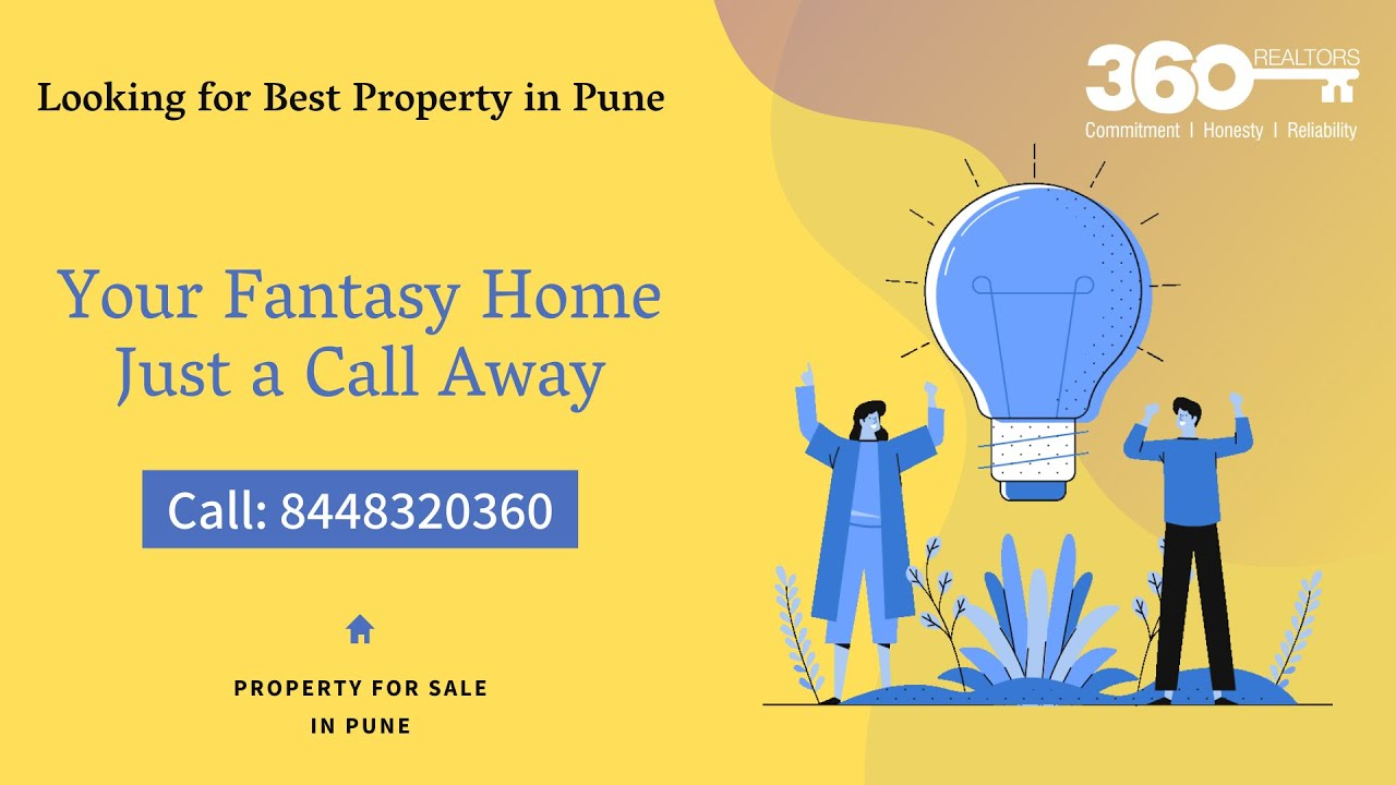 Find Best Property in Pune - Flats in Pune, Real Estate in Pune & Property Updates | 360 Realtor