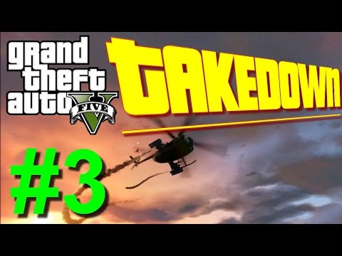 Thumbnail: RAGEUX GTA V EPISODE 3 TAKEDOWN
