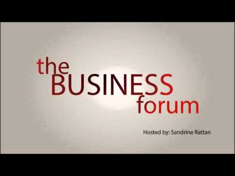 The Business Forum: Interview with Exec. Dir. Patricia Francis on Power 102.1 FM - (Part 1/10)