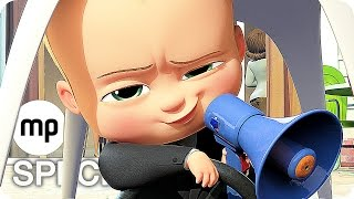 THE BOSS BABY Trailer & Film Clips German Deutsch (2017)