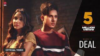 Deal (Official Video) | Harvi Ft. Ashi Singh  | New Punjabi Song 2021 - Latest Punjabi Songs 2021