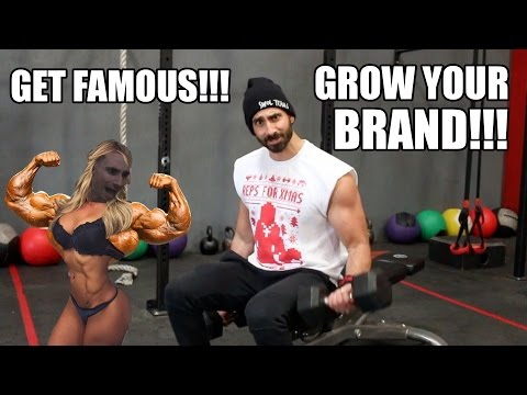 How to Grow Your Fitness Brand