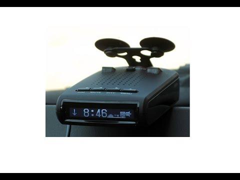 Радар-детектор Sho-Me G-800 STR (тест работы) - YouTube