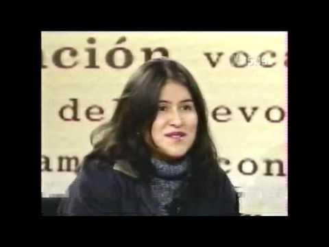 Entrevista a Beatriz Ramirez Huaroto sobre el Evento Nacional de Jóvenes