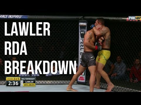 UFC Winnipeg: Robbie Lawler vs. Rafael dos Anjos Breakdown