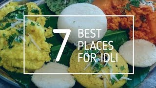 7 Best Places For Idlis In Mumbai | TASTIEST IDLIS