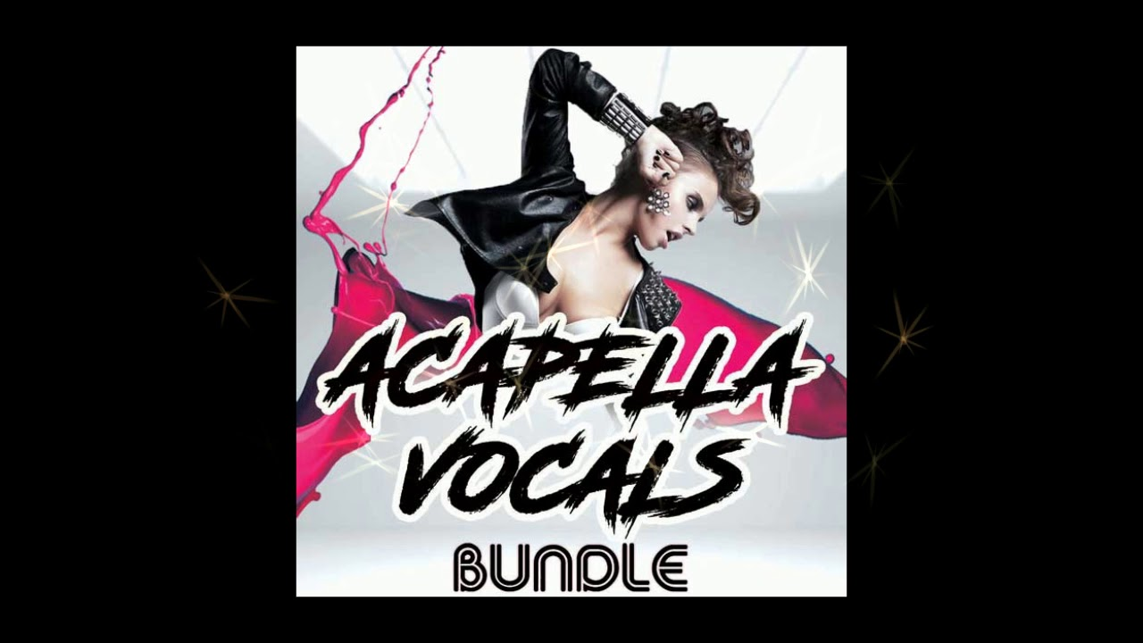Acapella Vocals Bundle I Sample Pack