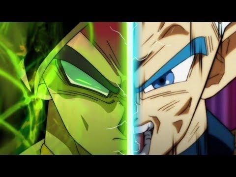 Dragon Ball Super Broly - An Untold Saiyan Conflict