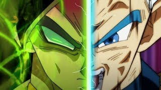 Dragon Ball Super Broly - An Untold Saiyan Conflict