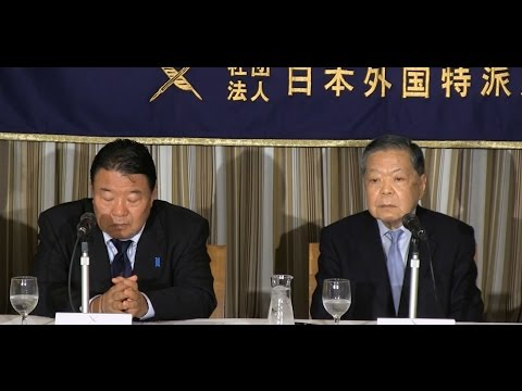 "Kase & Mizushima: ""Suing the Asahi Shimbun over its coverage of the comfort woman issue"""