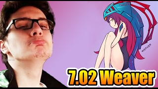 Miracle- Dota 2 7.02 [Weaver] He Stole Your GirlFriend
