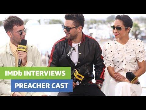 Preacher Cast Share Their