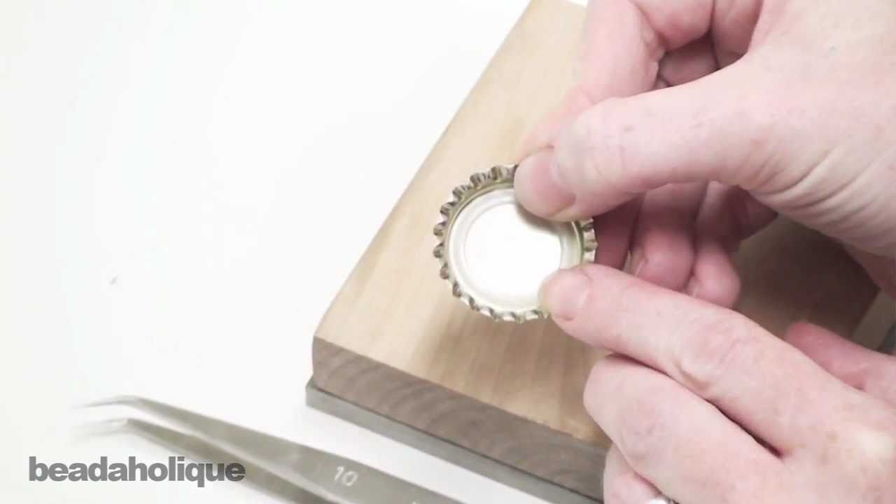How to Remove Bottle Cap Liners