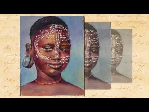 Africa around the world Art of Niger