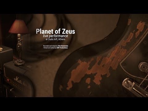 Planet of Zeus live at Dudu Loft