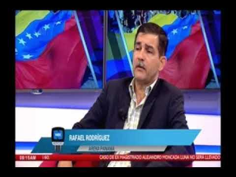 Rafael Rodríguez,  ARENA, representante de los Extranjeros en Panamá -