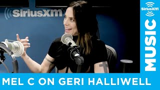 "Mel C on Geri Halliwell Leaving The Spice Girls & ""The Beginning of the End"""