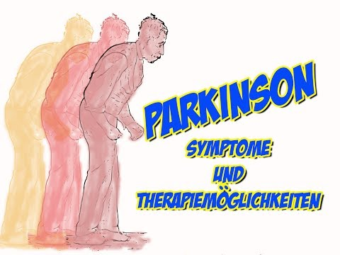 Parkinson - Symptome
