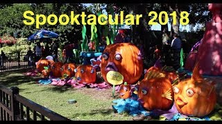 Sea World's Spooktacular 2018 Vlog with Peyton!