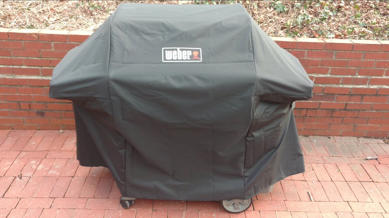 weber genesis i and ii grill cover