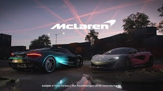 Forza Horizon 4 - Series 14 Update - McLaren 600 LT and  McLaren 720S Spider