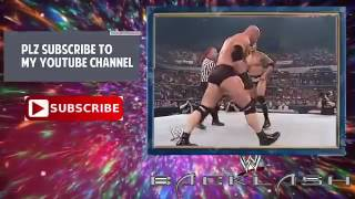 WWE Backlash 2003: The Rock Vs Goldberg Backlash 2003 | Full Match HD