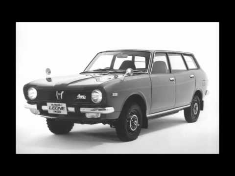 1972 Subaru Leone Youtube