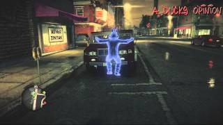 Saints Row 4 - Floating Glitch