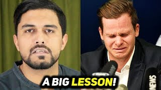 Australia Ball Tampering Scandal - What Pakistan Can Learn!!