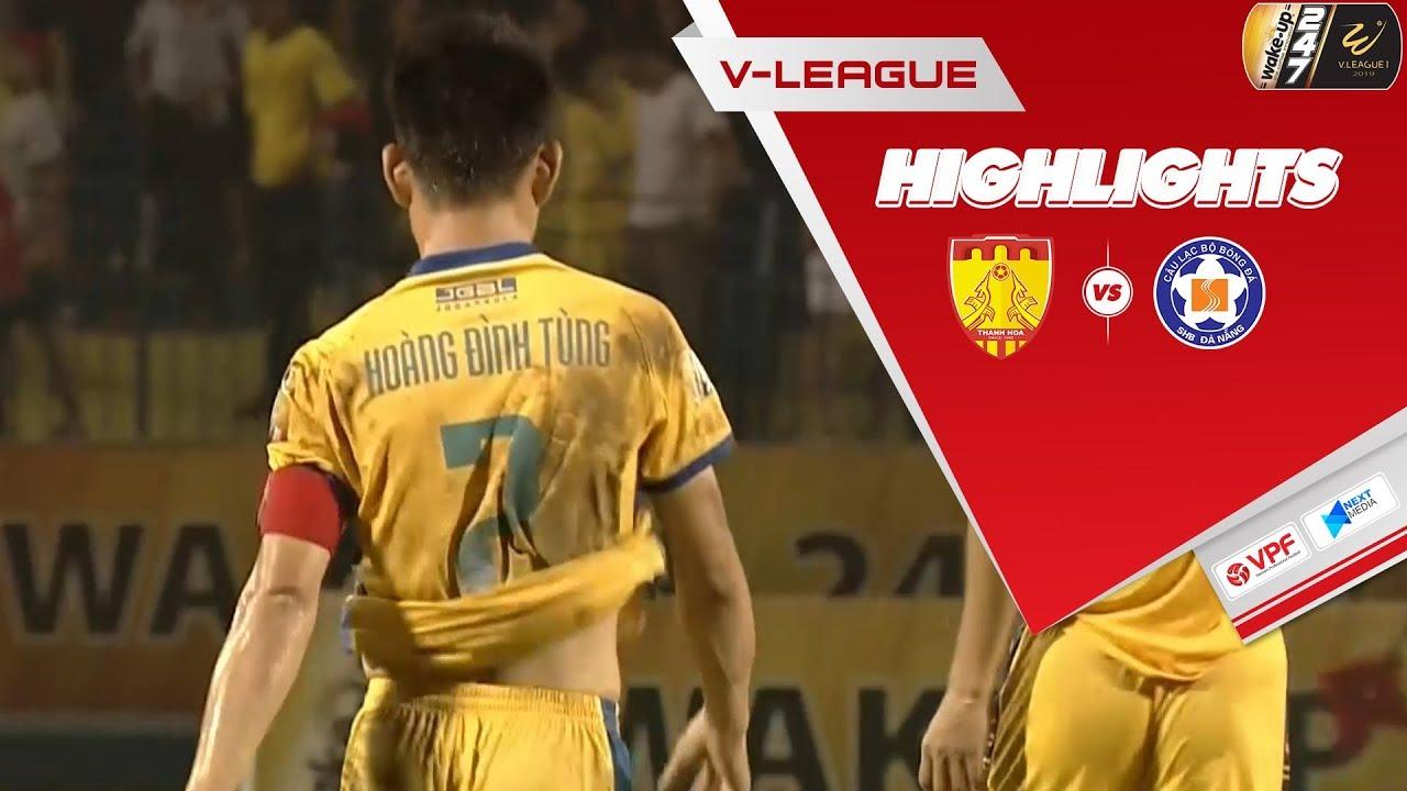 Video: Thanh Hoá vs SHB Đà Nẵng