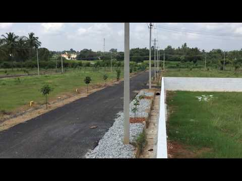 30X40 north bangalore biaapa approved sites near international airport before ITC factory